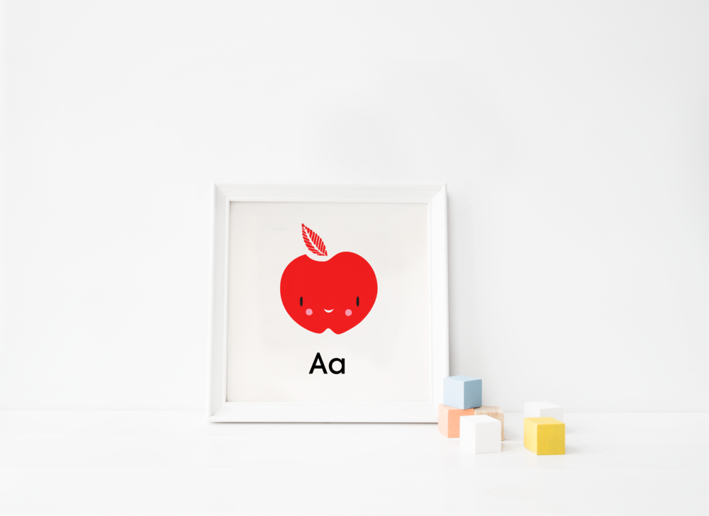 The Alphabet Collection - Prints