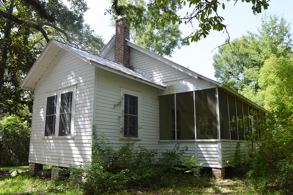 TALLstudio - Walter Anderson Cottage