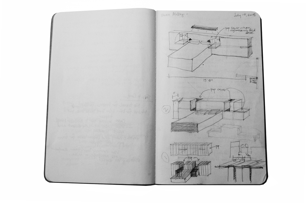 TALLstudio - Sketchbook