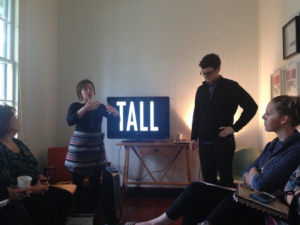 TALLstudio - Presentation