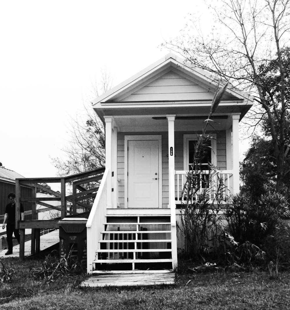 TALLstudio Architecture - Katrina Cottage - Ocean Springs, MS