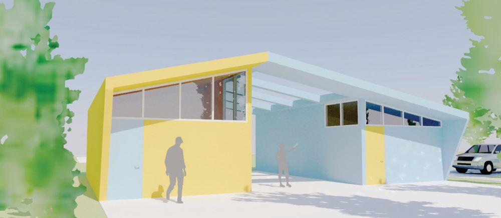 TALLstudio Architecture - Autism Speaks Competition
