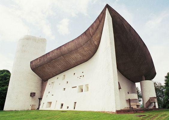Chapel of Notre Dame du Haut in Ronchamp -  Dezeen