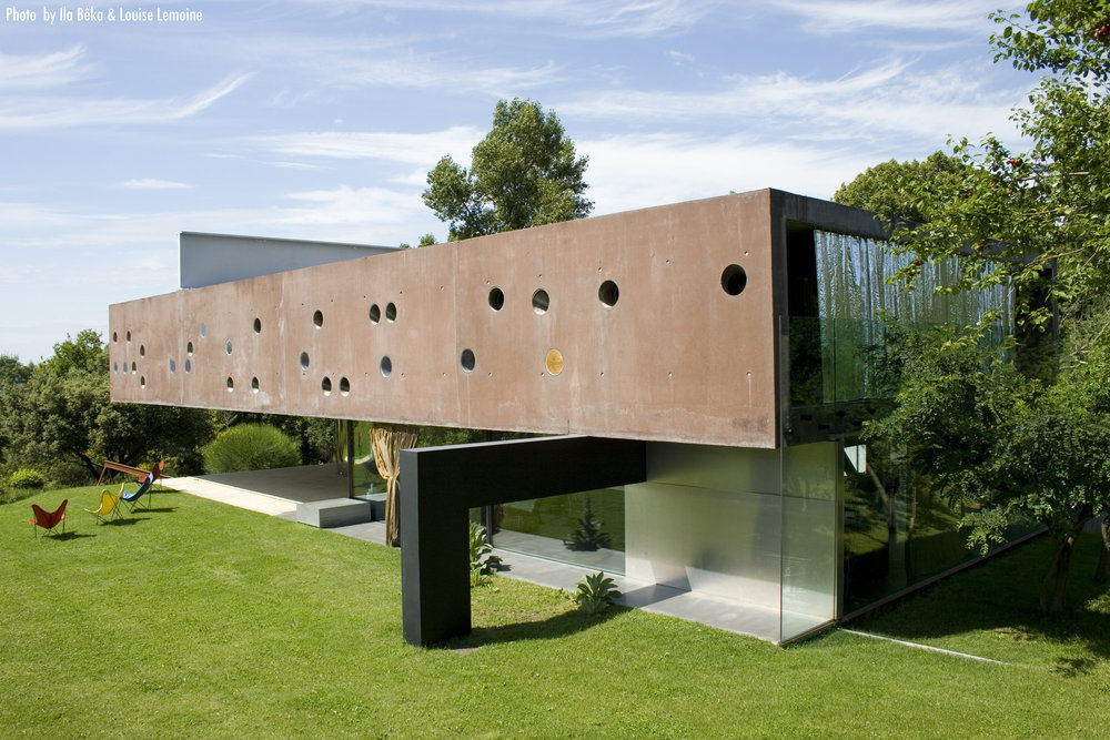 House in Bordeaux - Ila Beka & Louise Lemoine