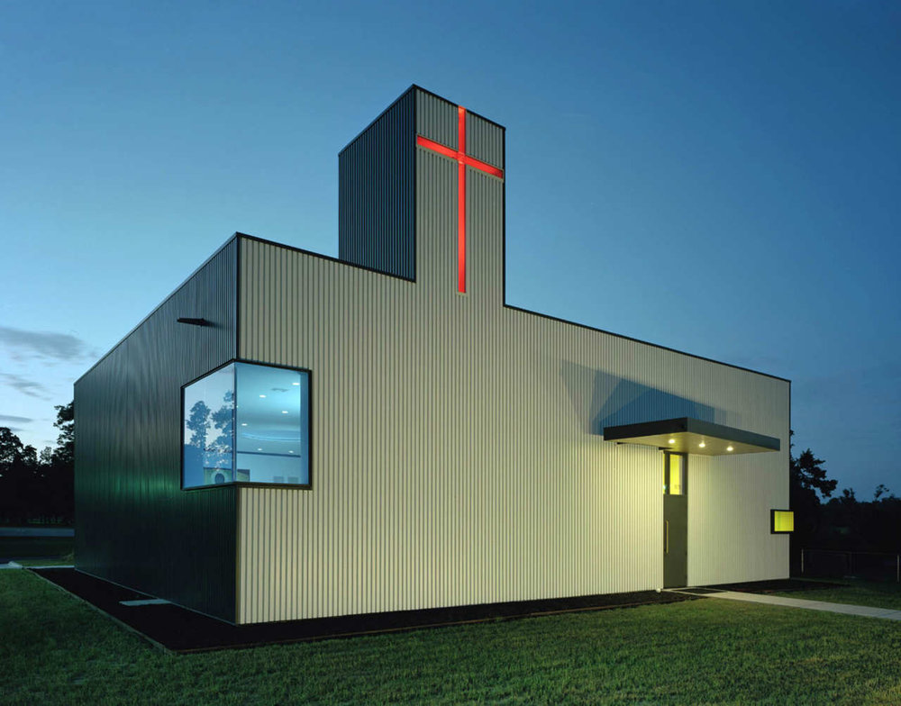 St. Nicholas Eastern Orthodox Church - ArchDaily
