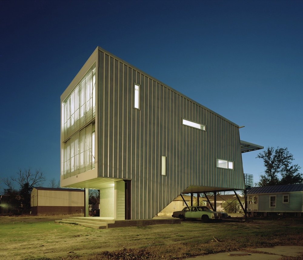Porchdog House Prototype -  ArchDaily