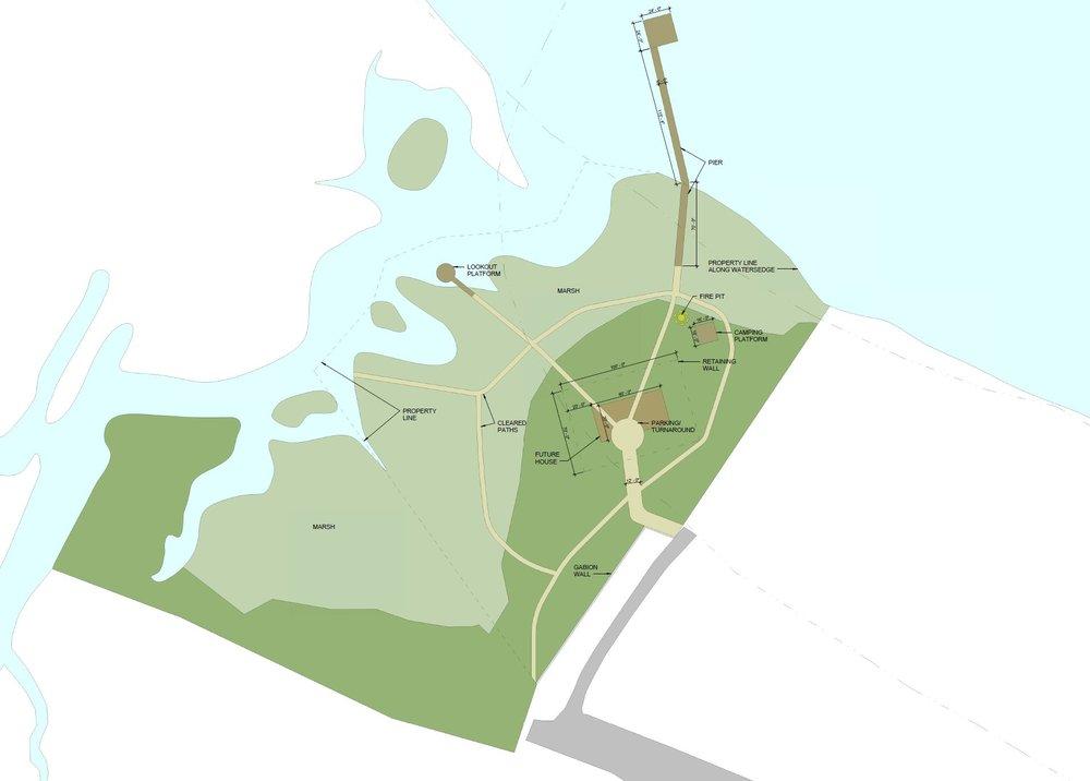 TALLstudio - Ocean Springs - Master Plan