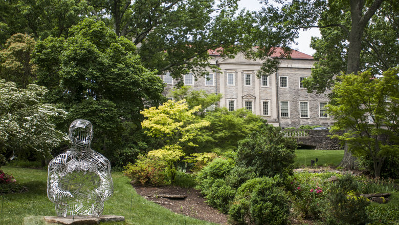 Cheekwood, Nashville - It's one of my favorites because of the rich history, no pun intended, of Cheekwood and the open green space in the heart of town.photo: wheretraveler.com