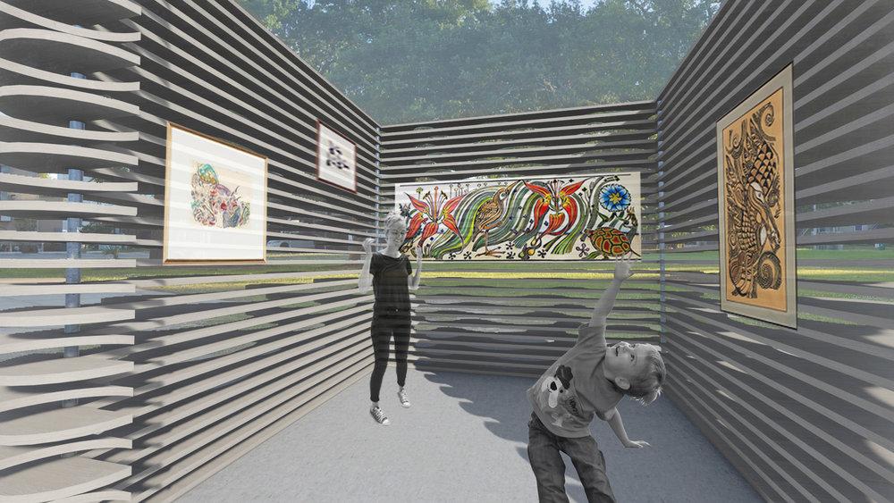 aTall Architects - Biloxi Art Studios - Biloxi, MS - George Ohr