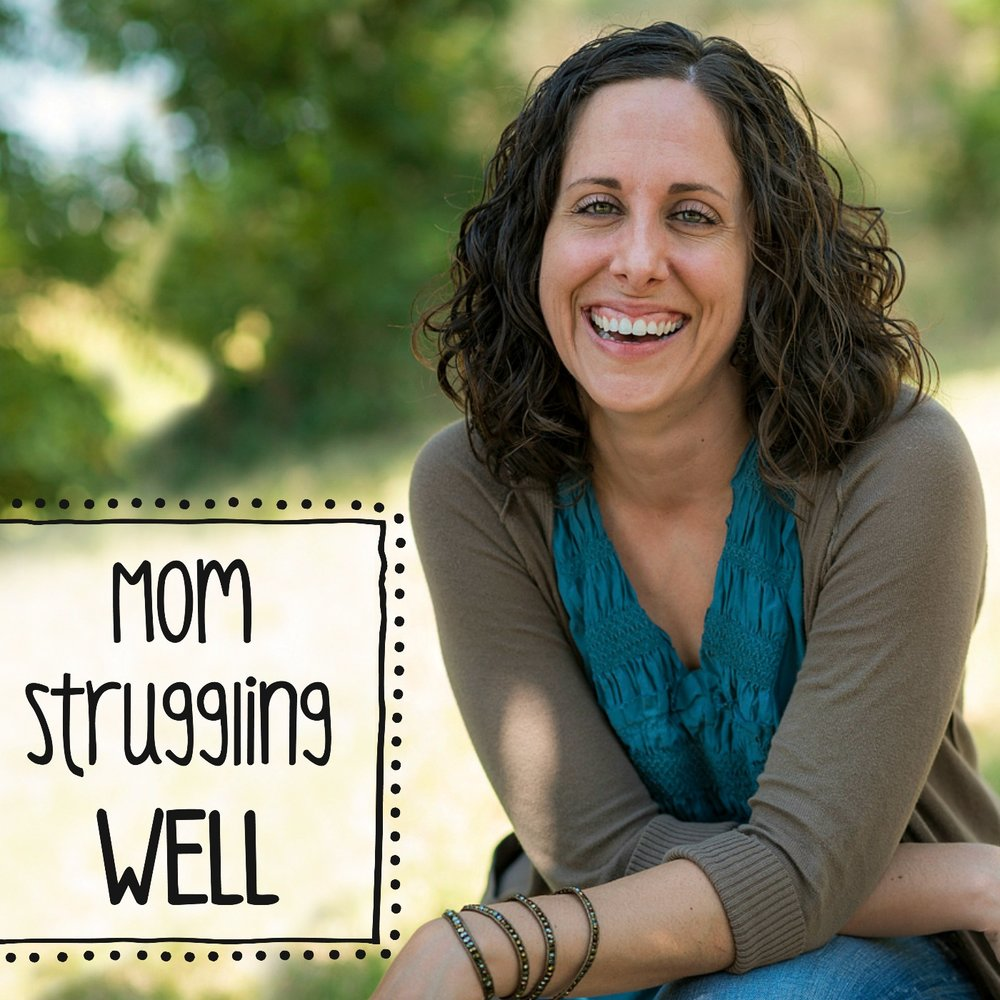 """WHEN LIFE LOOKS DIFFERENT THAN YOU THOUGHT"" Interview with Mom Struggling Well Podcast"
