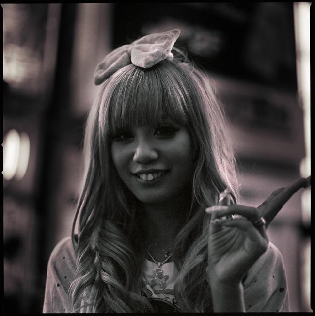 Shibuya girl
