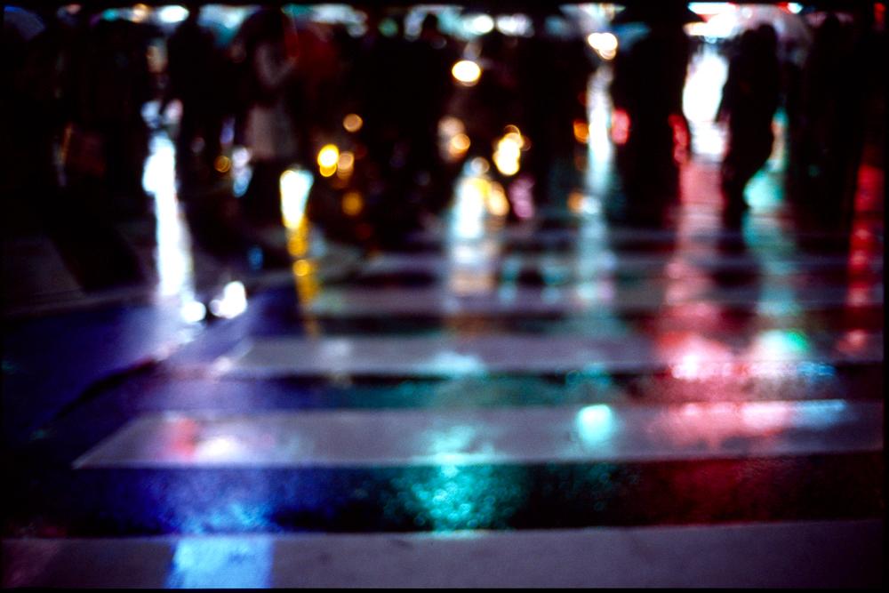 Rain crossing