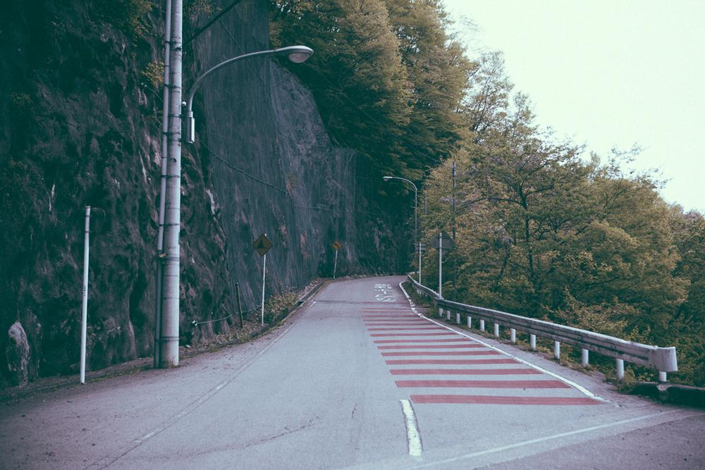Reverse Matsuhime climb