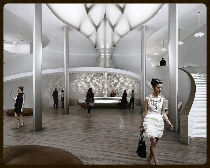 Architecture + Interiors→
