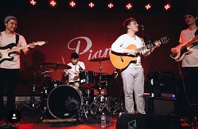Thanks so much to everyone that made it out to @pianosnyc! We had some good times and are ready for more.