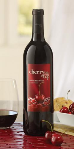 Cherry on Top Red Wine