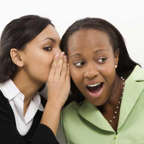 Gossip Girls...