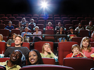Are You Civil in the Movie Theater?
