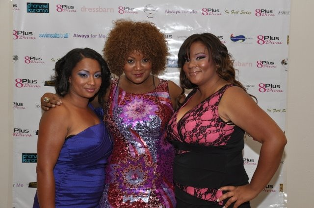 8 Plus Divas Fashion Show