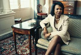 Condoleezza Rice, Former Secretary of State