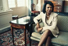 Condoleezza Rice, Former Secretary of State