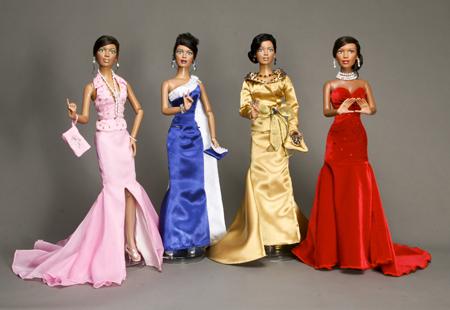 Trinity Design Dolls