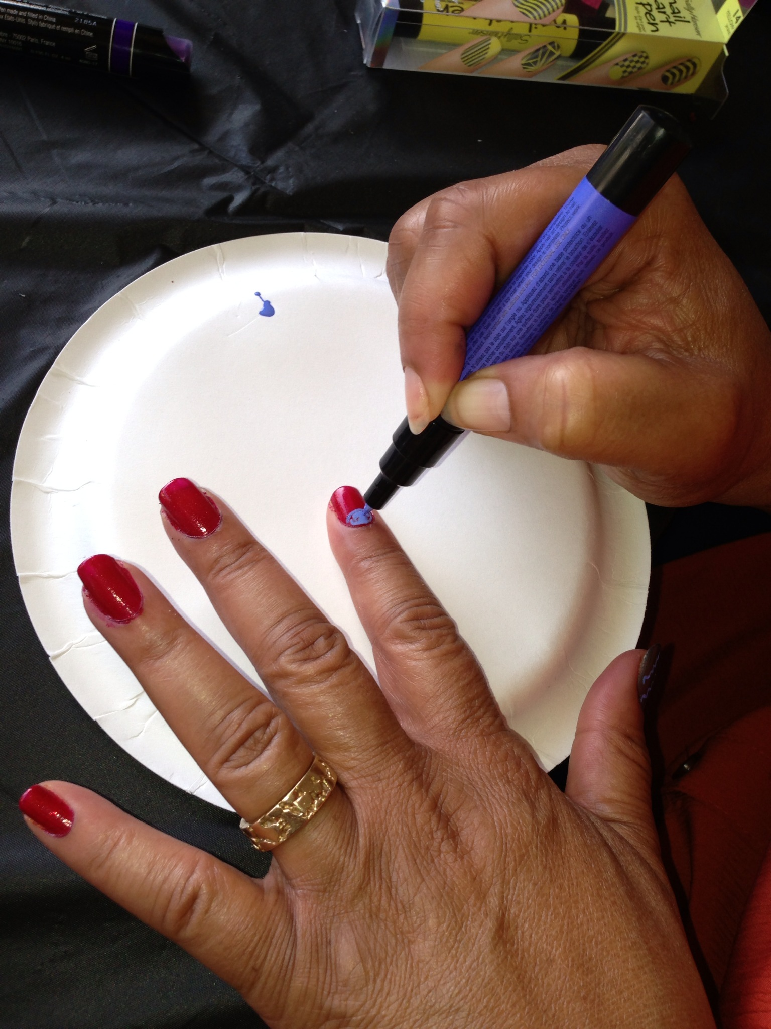 classyblackgirl colorblocking walgreens