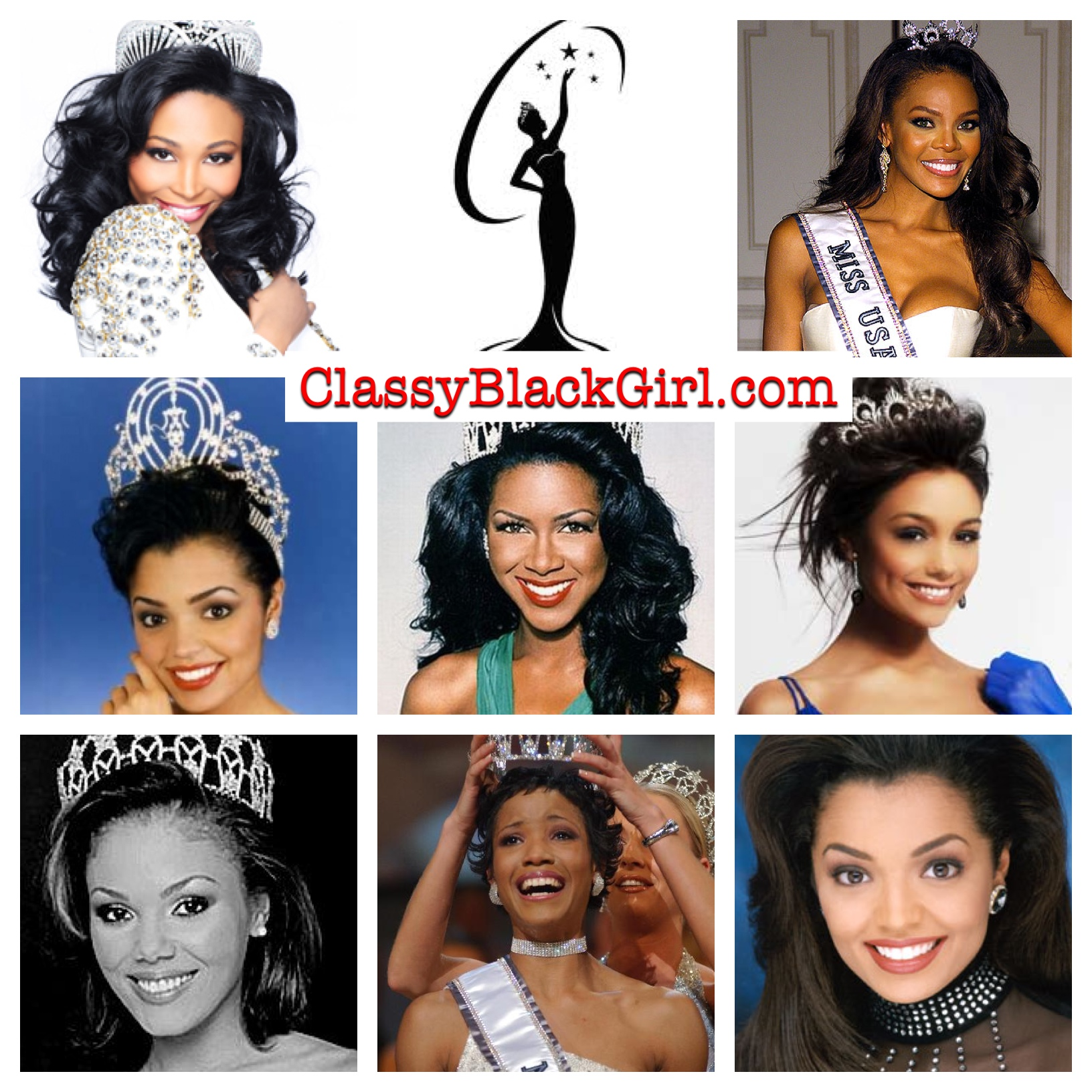 black miss usa winners