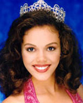 Lynette Cole - Black Miss USA Winner
