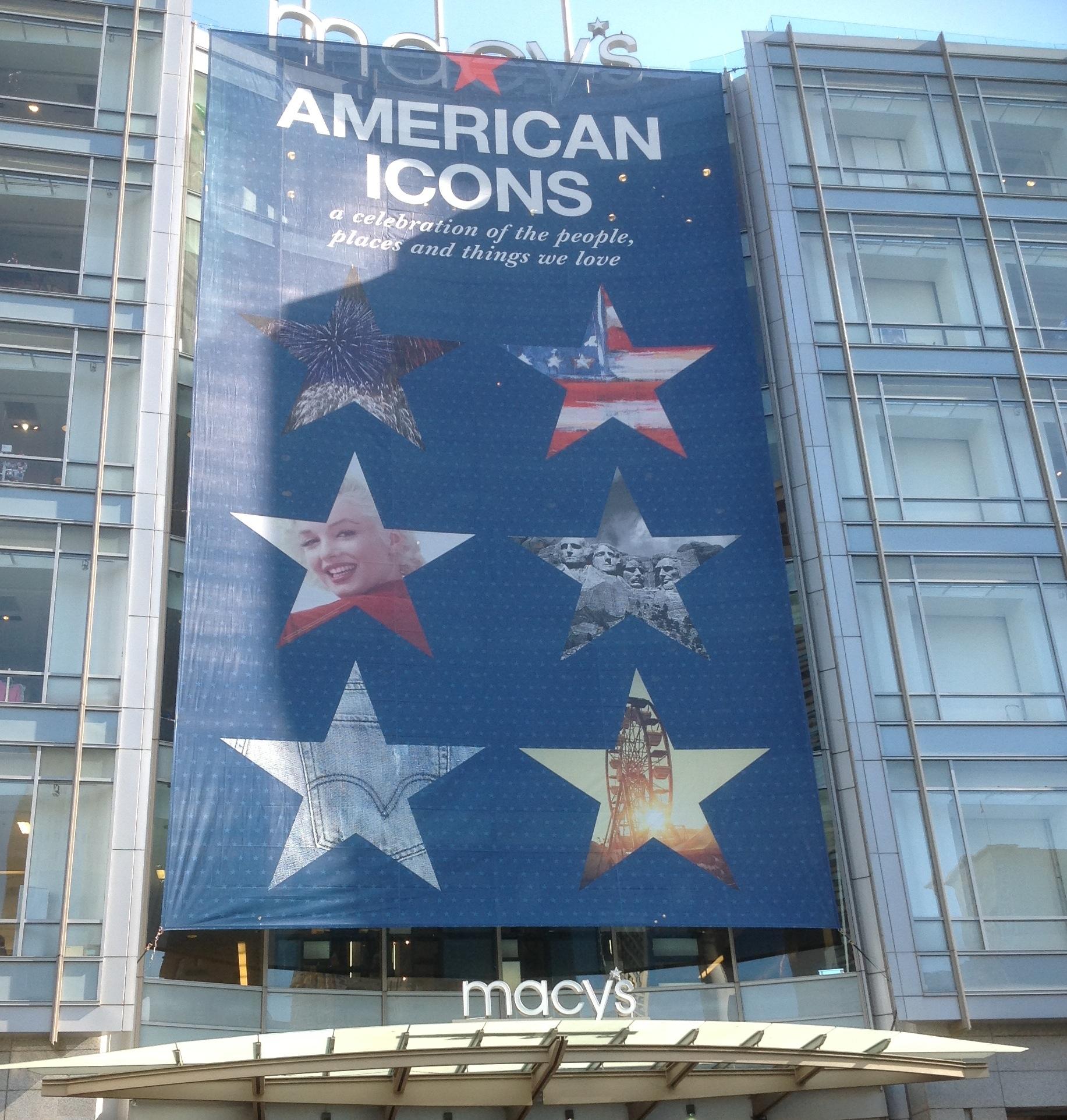 ClassyBlackGirl American Icon Macys