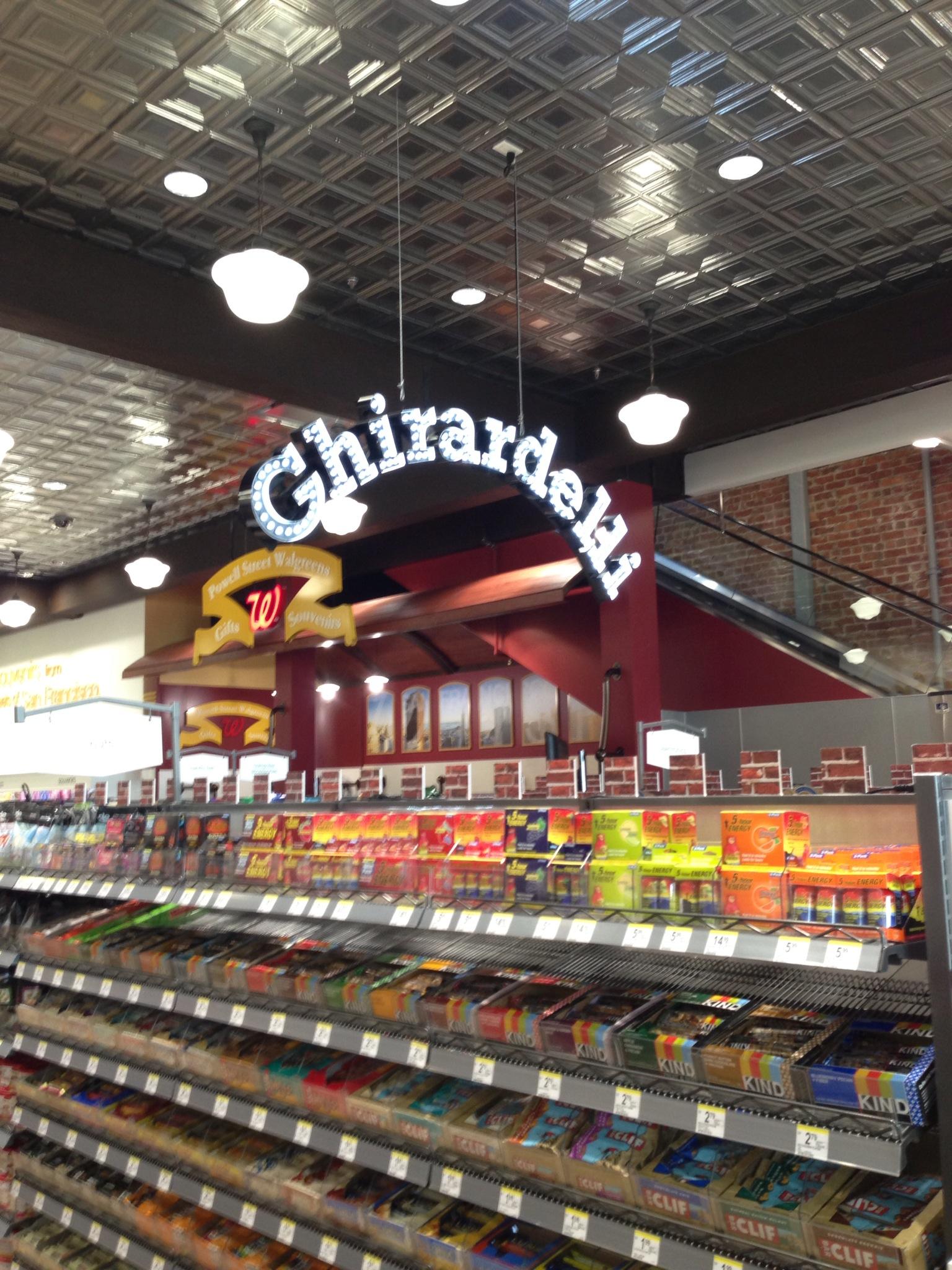 Walgreens Ghiradelli ClassyBlackGirl.com