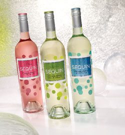 Sequin Brand Wine Trio