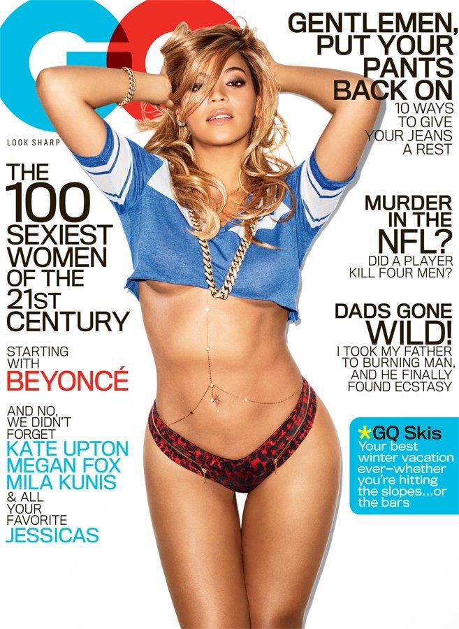 Beyonce Fashion 2013 GQ