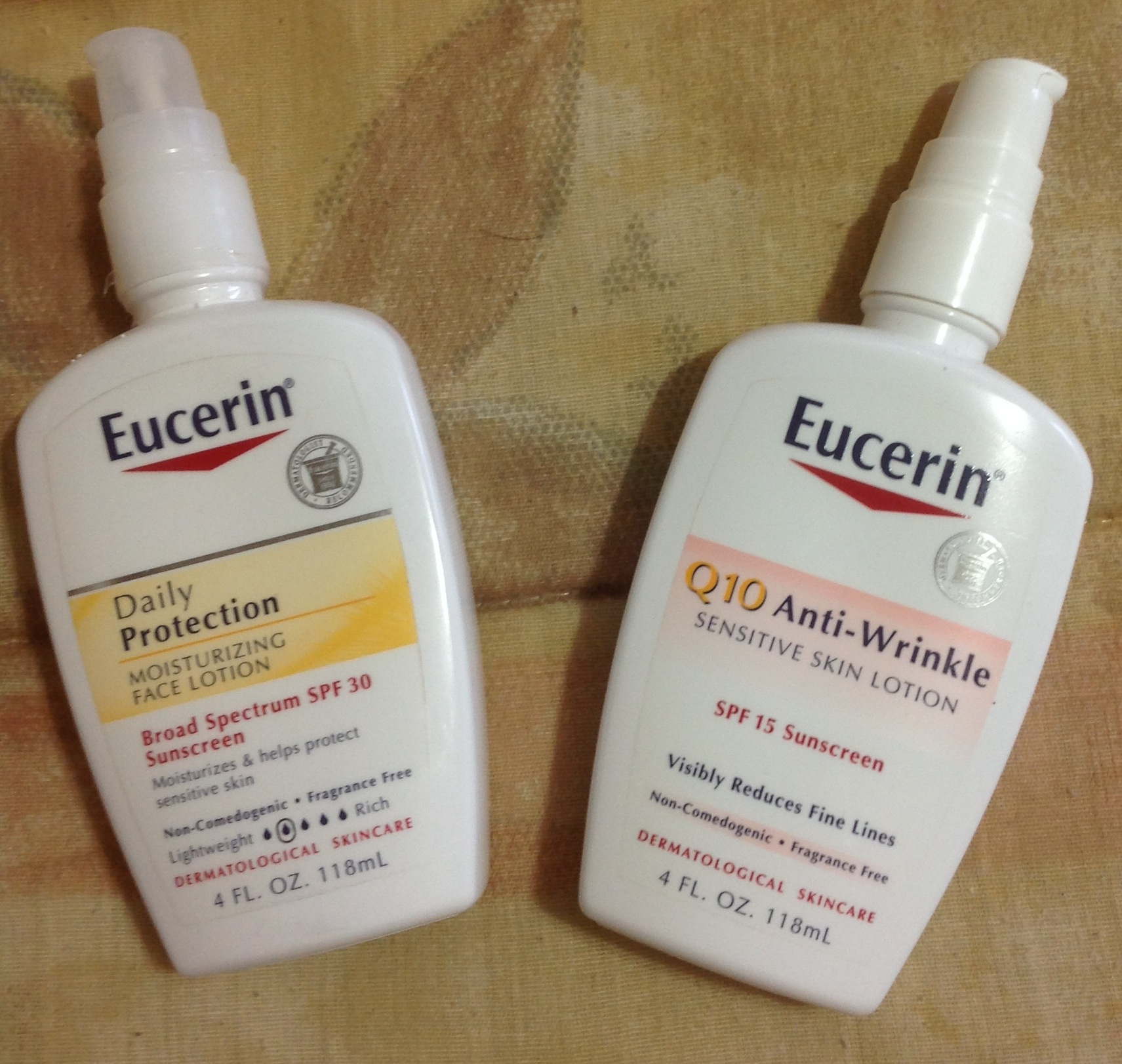Eucerin SPF For Brown Skin