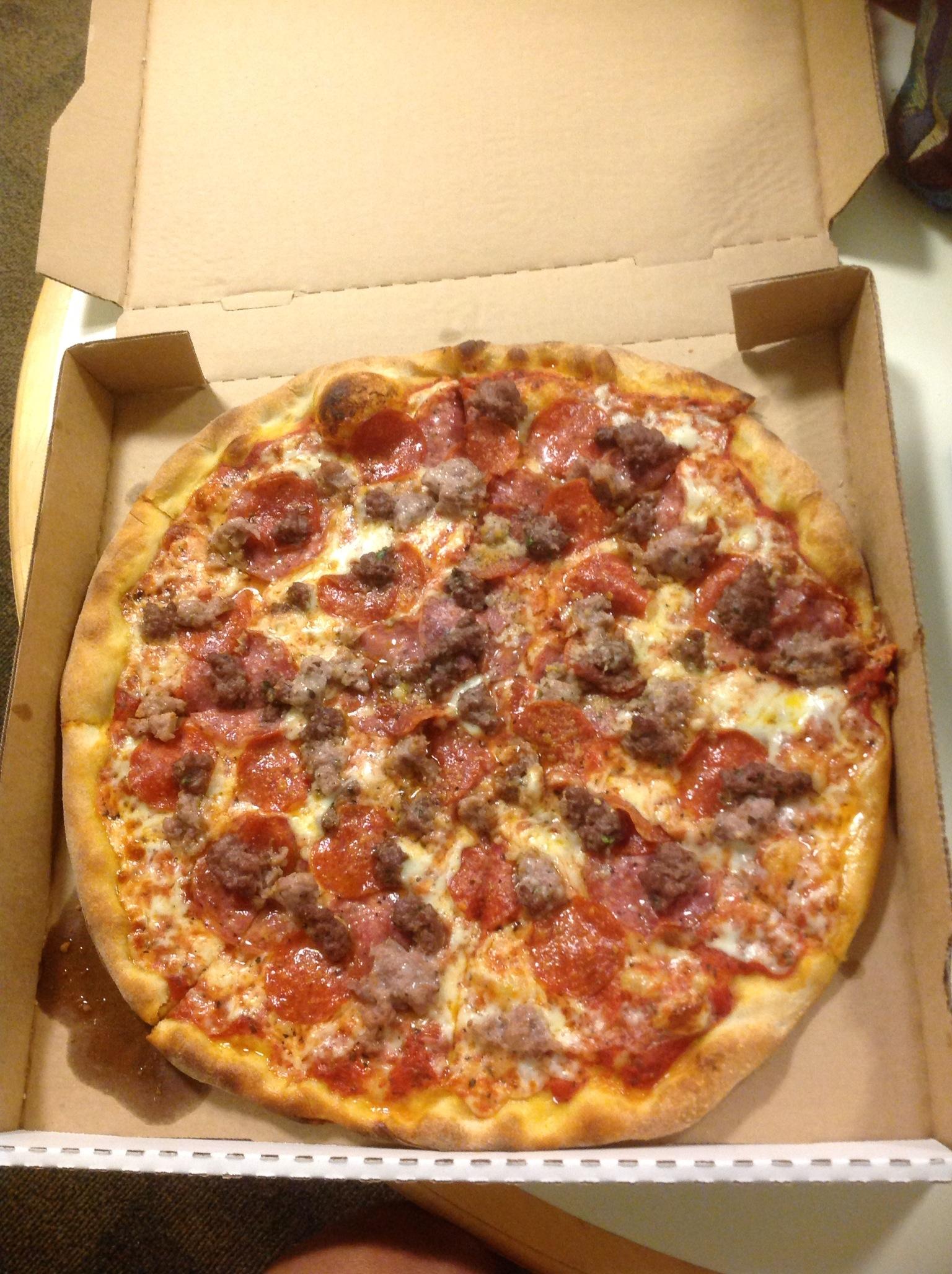 Pasquales Pizza ClassyBlackGirl