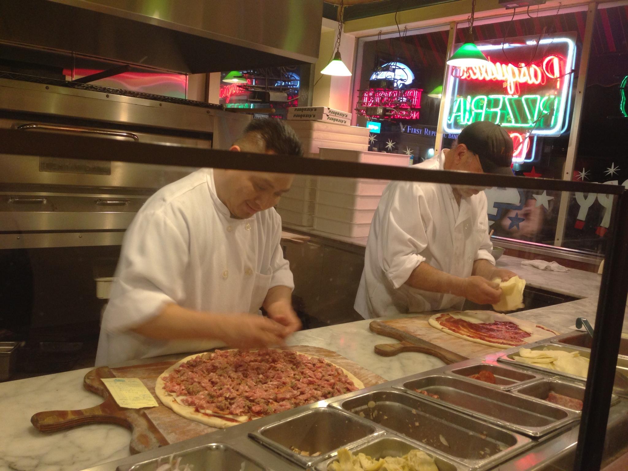Pasquales Perfect Pizza ClassyBlackGirl