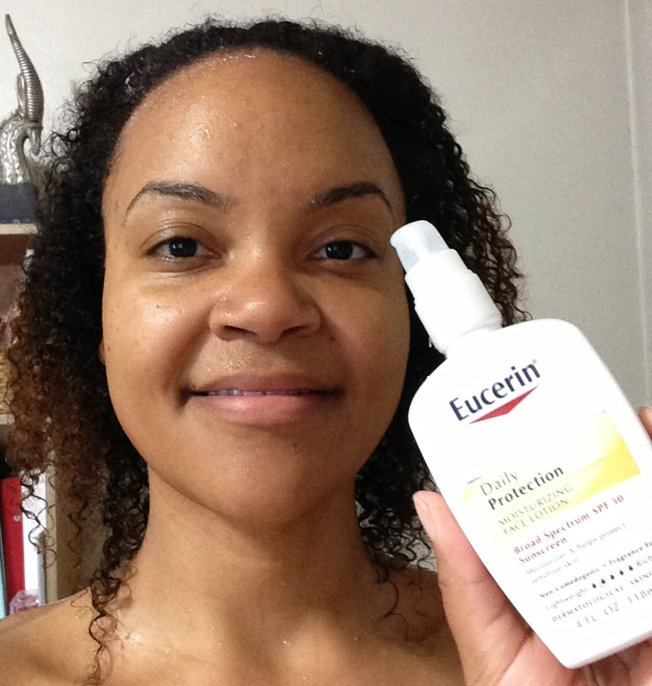 Eucerin Daily Protection | Moisturizing Face Lotion - SPF 30