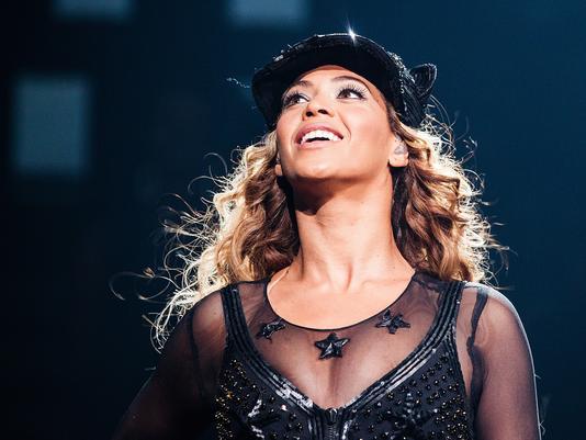 Beyonce Halo Trayvon martin