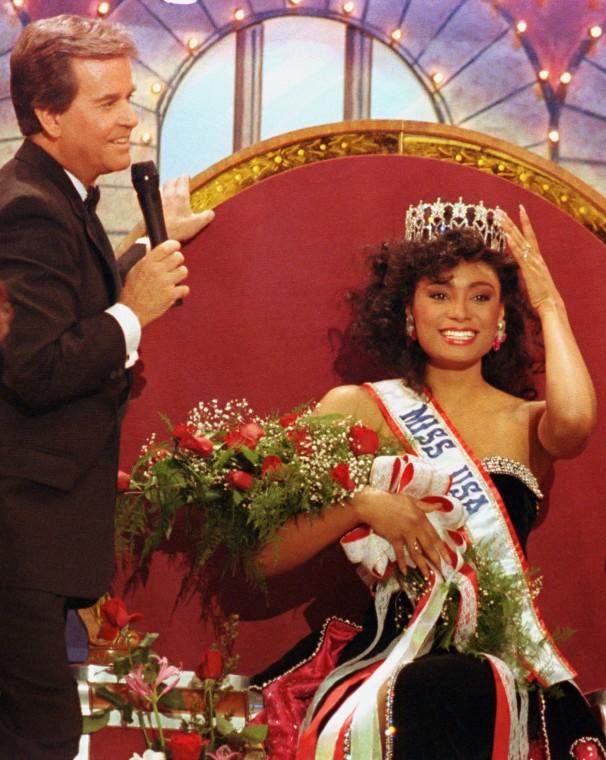 Carole Gist | Miss USA 1990