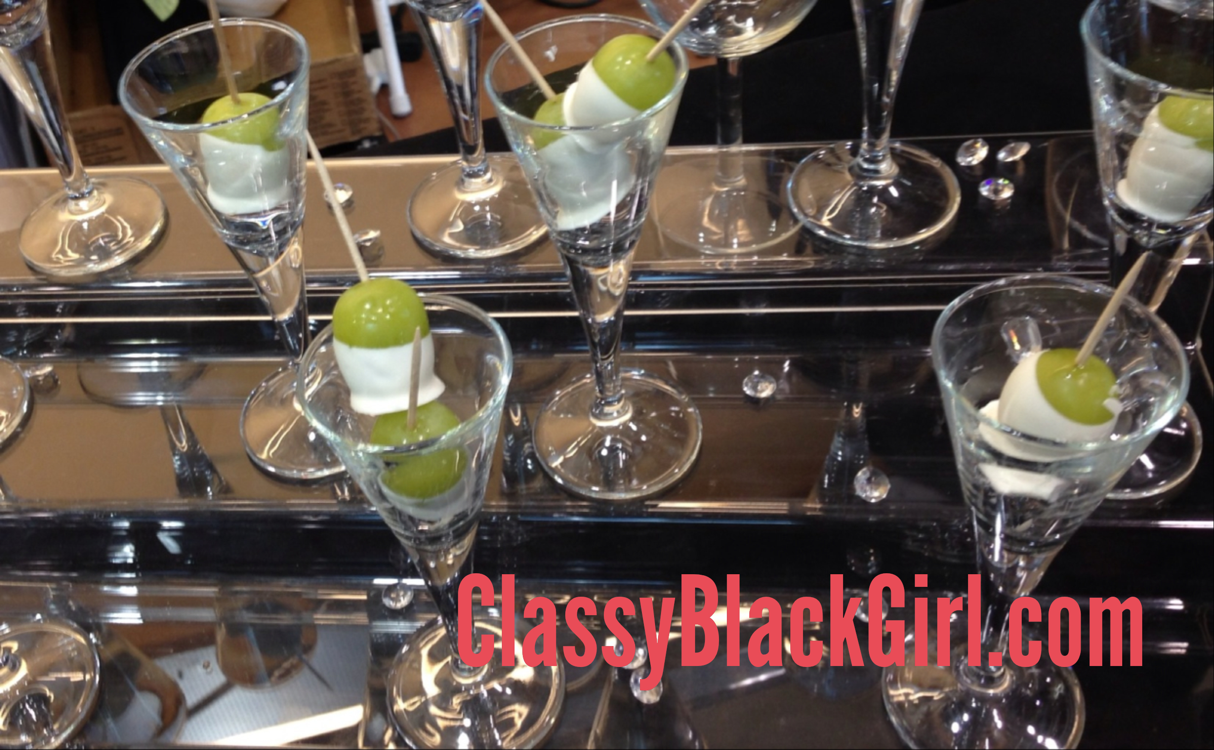 Grapes Classy Black Girl Wine Tasting