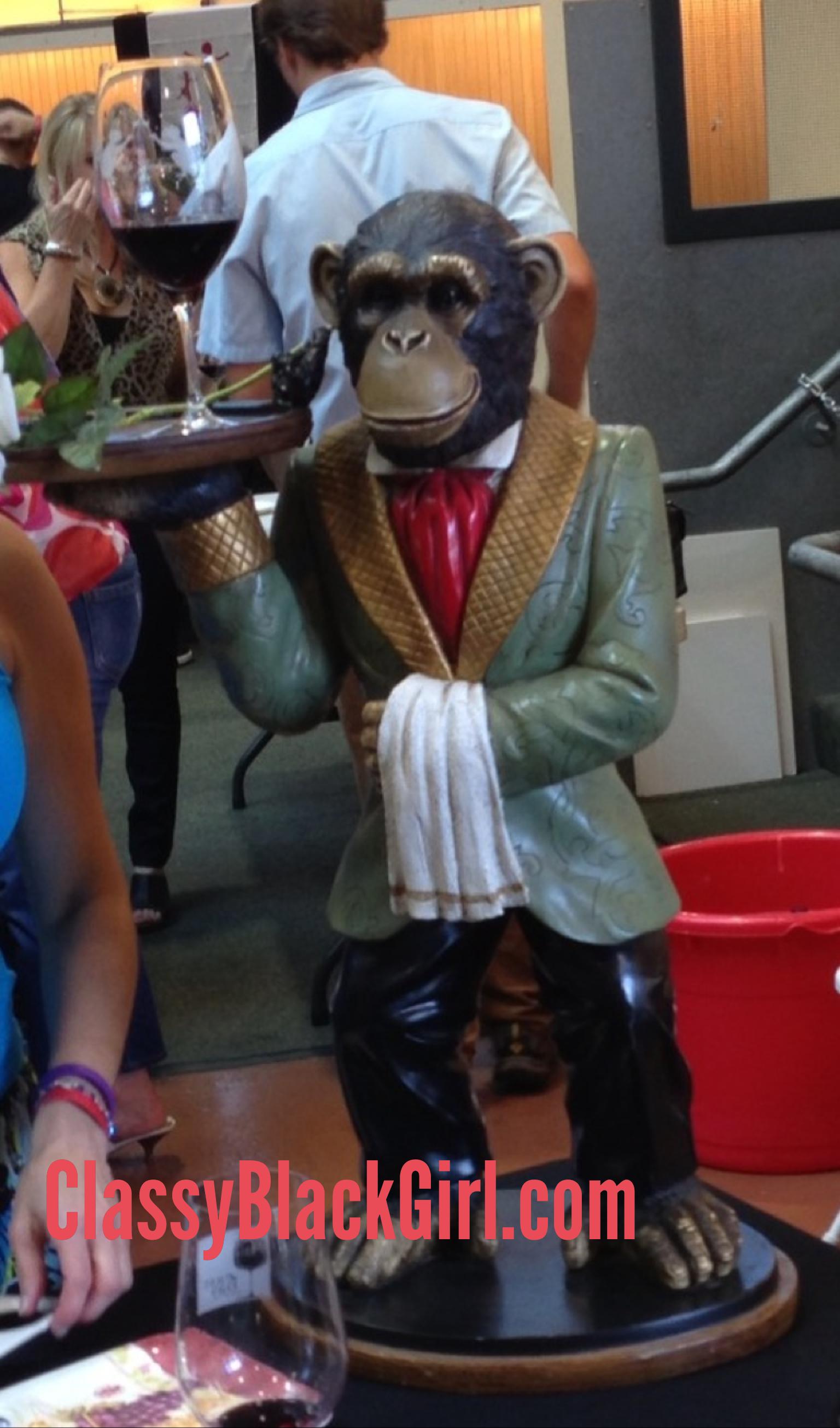 Irish Monkey ClassyBlackGirl