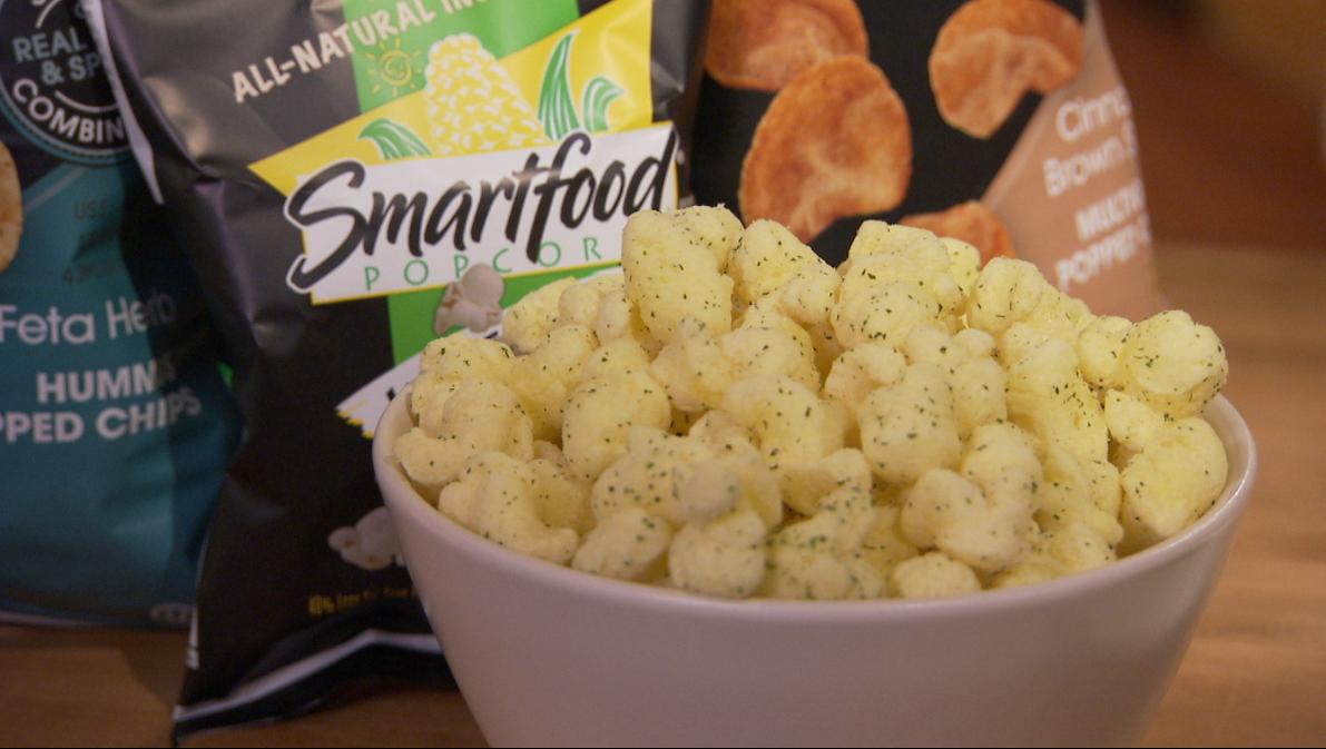 Smartfood Puffs