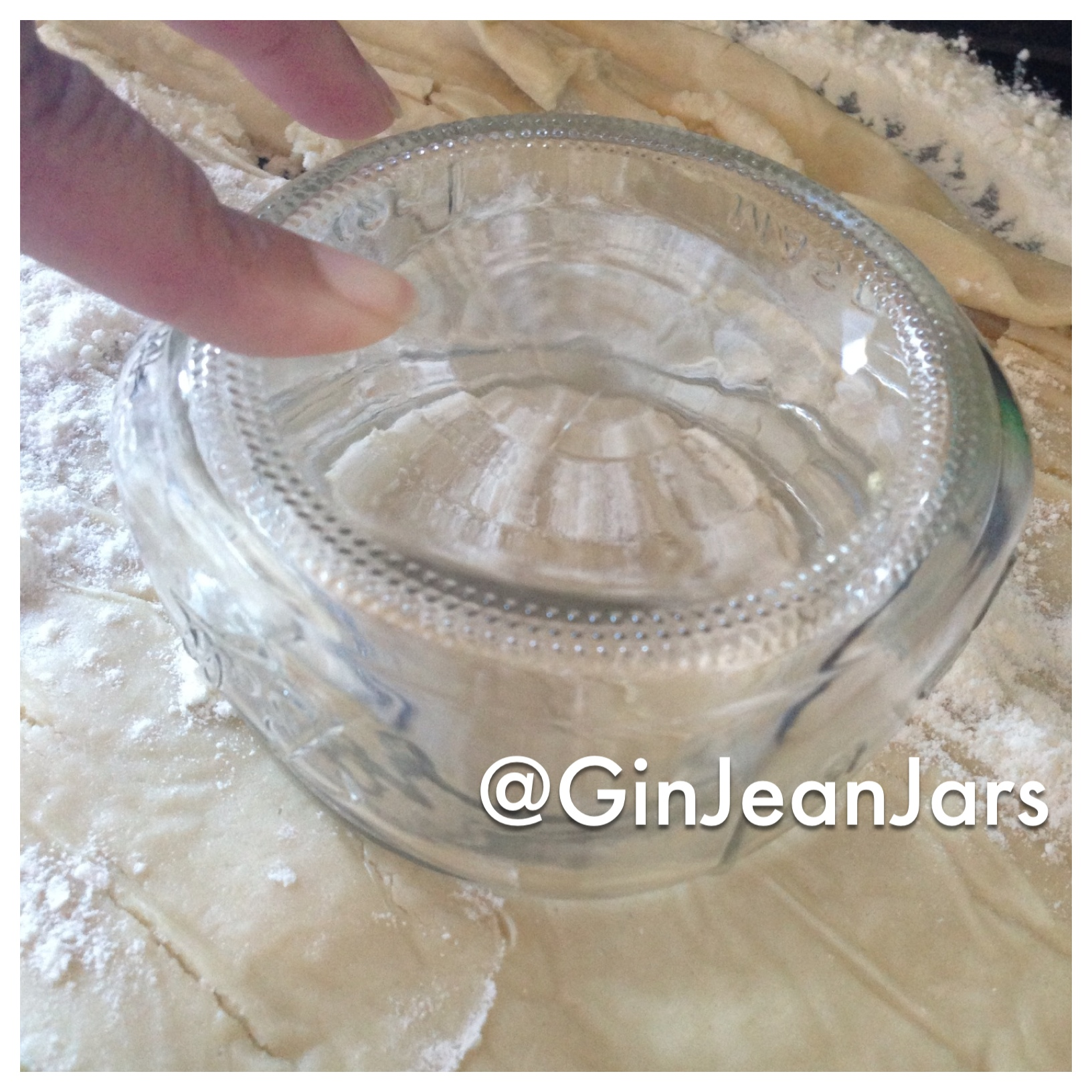 TopCrust Gin Jean Jars