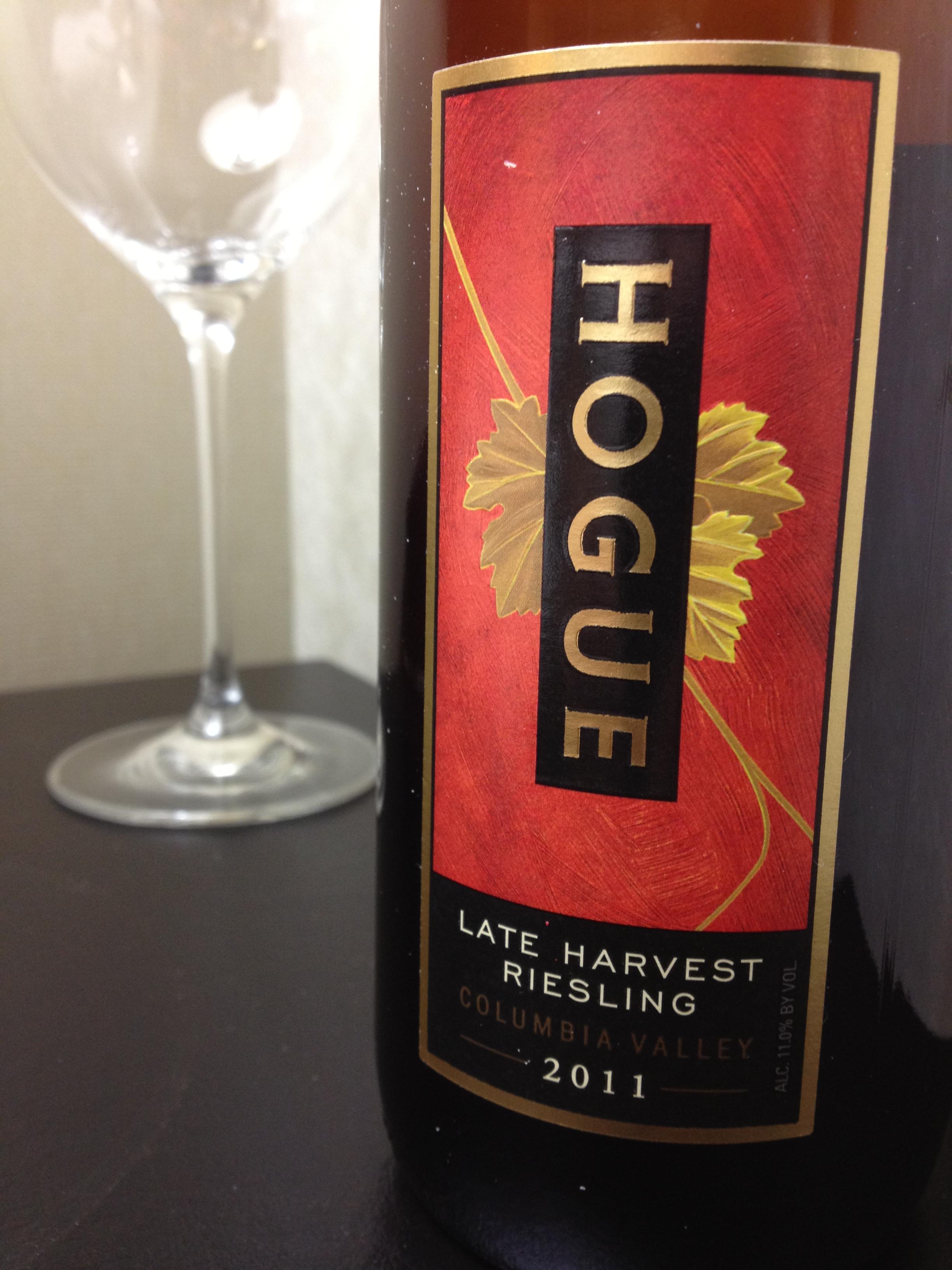2011 Hogue Reisling