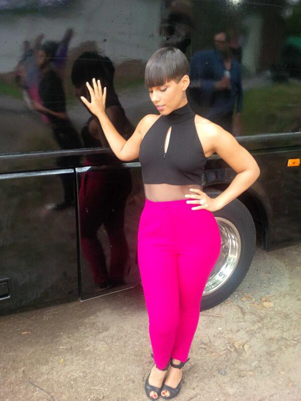 Alicia Keys GMA Best