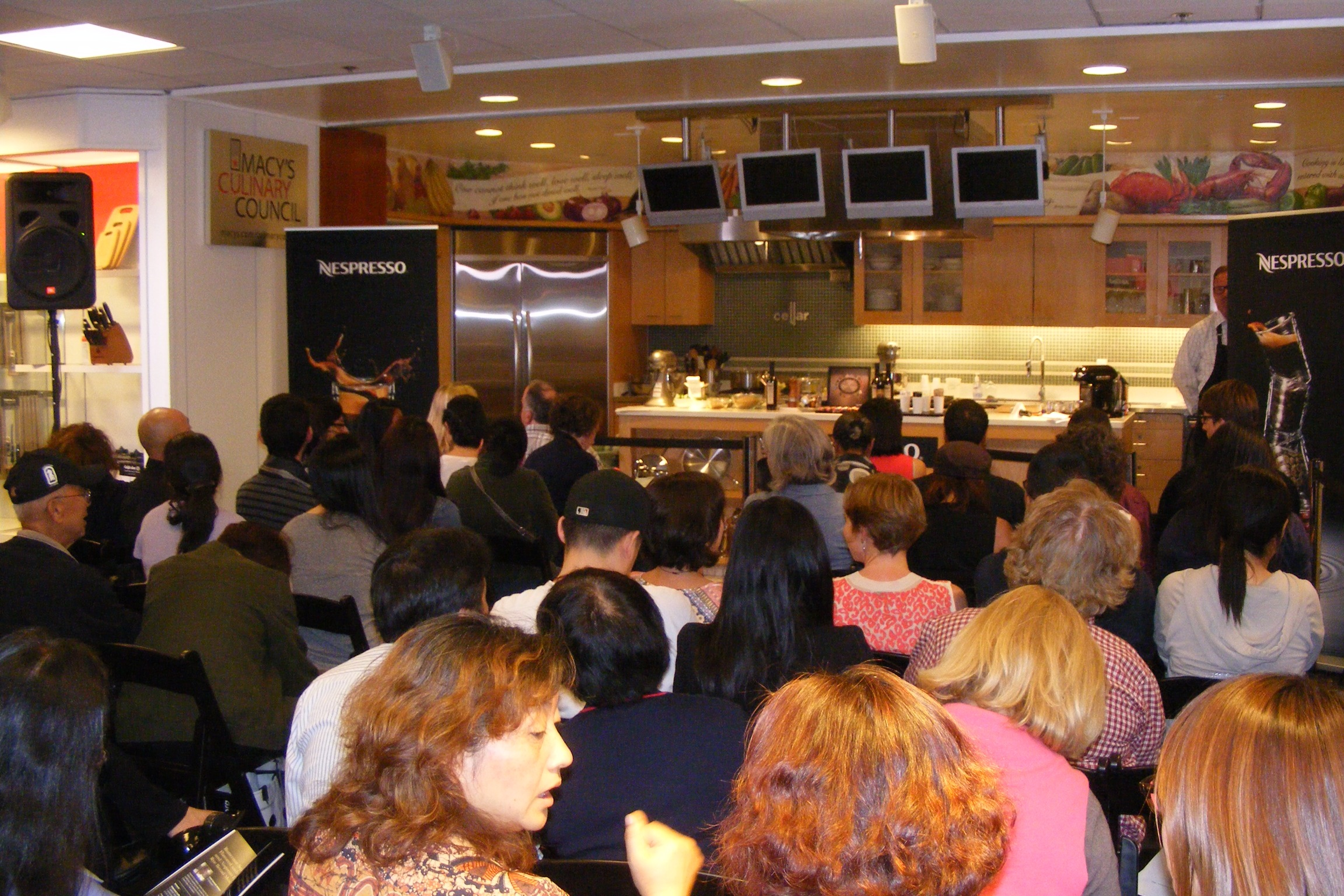 Macys Culinary Council Nespresso ClassyBlackGirl