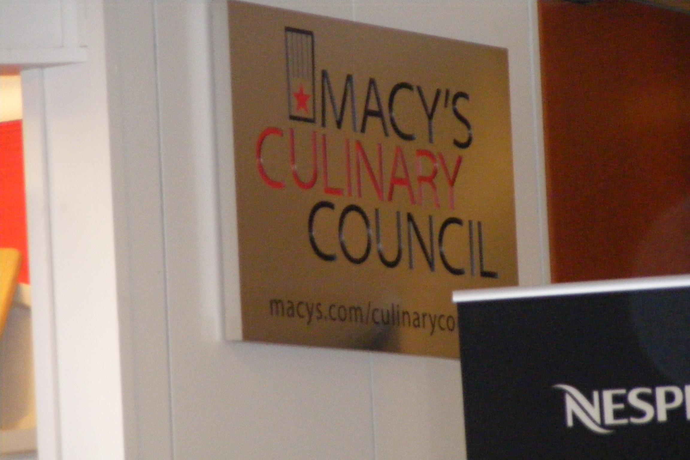 macys nespresso classy black girl culinary council