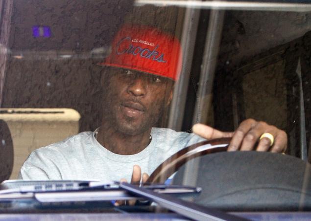 Lamar Odom Arrested