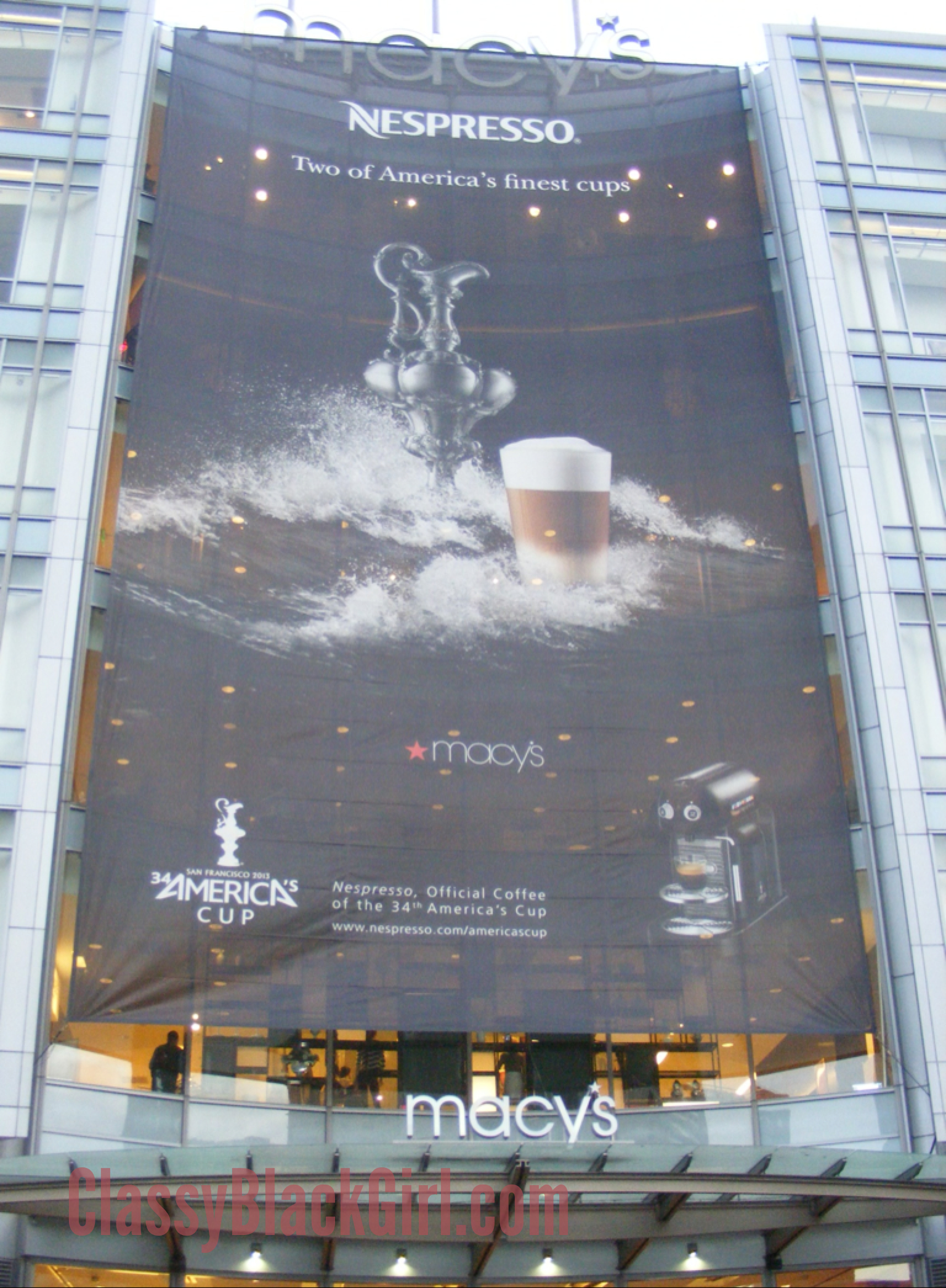 Macys Front Culinary Council Nespresso