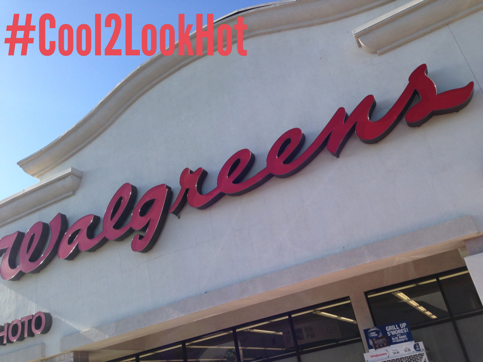 Walgreens Cool2LookHot HotLegs ClassyBlackGirl Sharelle Lowery